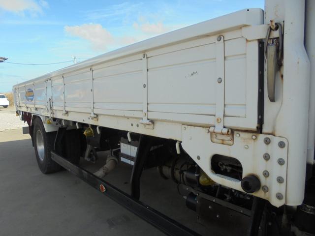 いすゞ フォワード 積載量4トン スムーサー エアサス