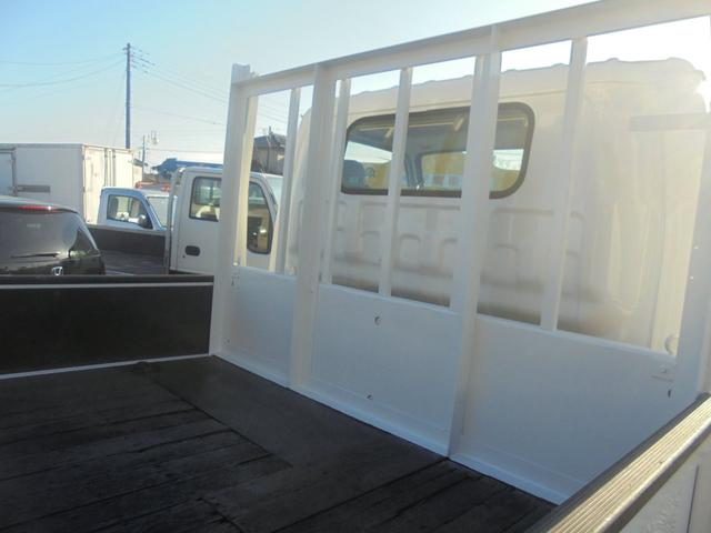 ロング 超ワイド 2トン 全低床 全塗装済み 6速MT(10枚目)