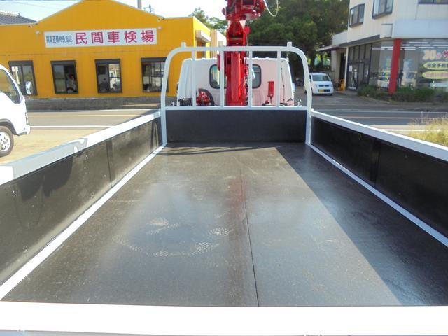 4段クレーン ラジコン 2トン積 全低床 全塗装仕上げ済み(7枚目)