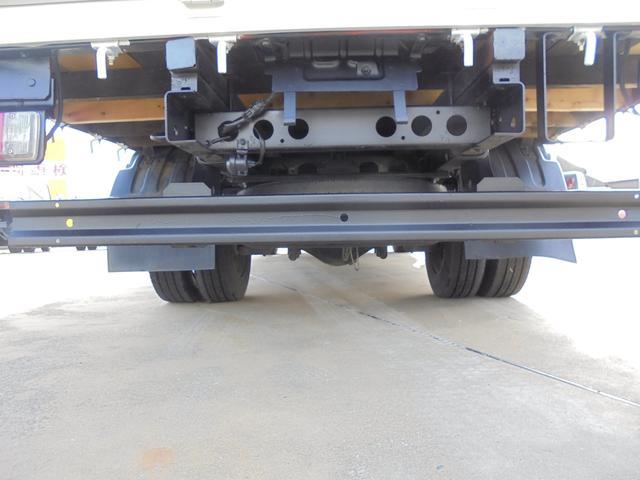 ロング 超ワイド 全低床 2トン 全塗装済 盗難防止装置付(7枚目)