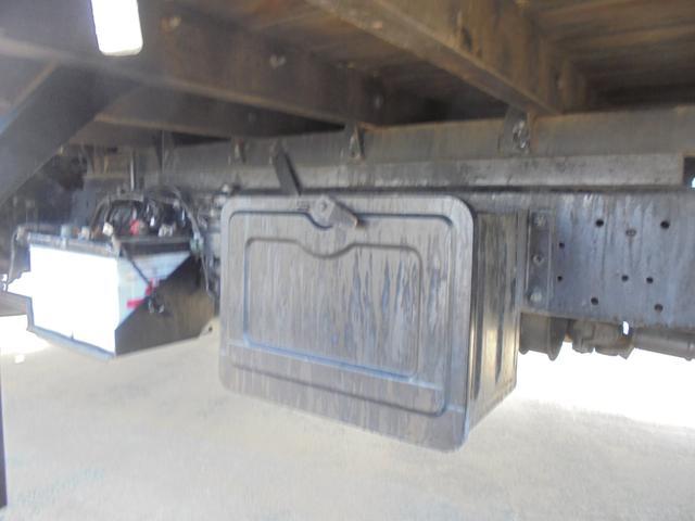 ロング 超ワイド 全低床 2トン 全塗装済 盗難防止装置付(13枚目)