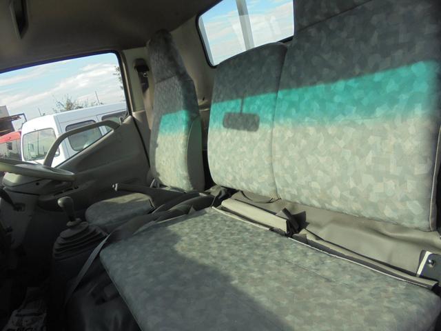 ロング 超ワイド 全低床 2トン 全塗装済 盗難防止装置付(15枚目)