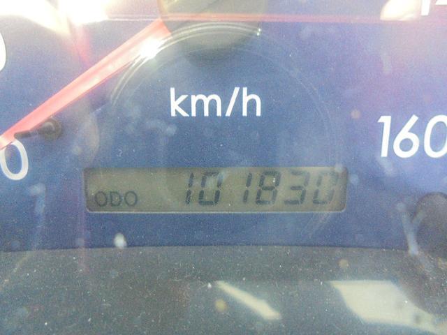 走行距離は101830キロになります。