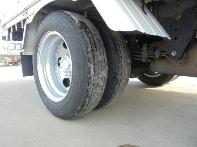 タイヤも新しそうですね。
