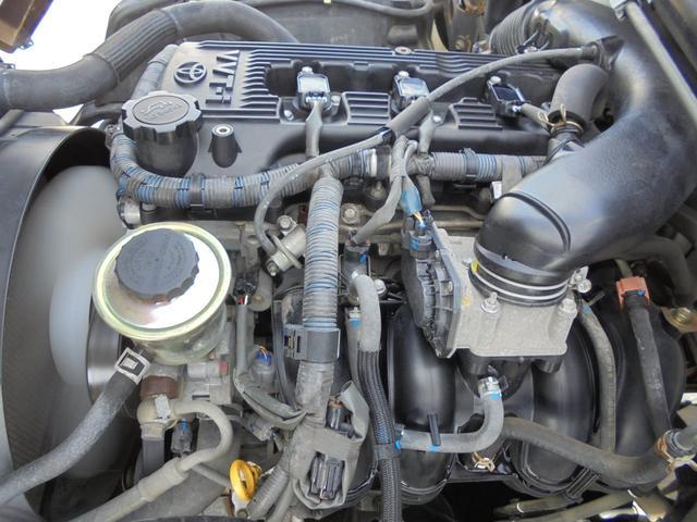 エンジン形式は1TRのガソリン車です。