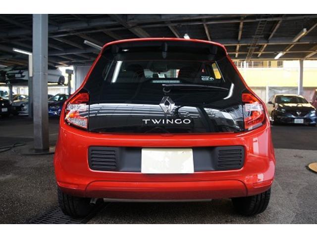 「ルノー」「ルノー トゥインゴ」「コンパクトカー」「東京都」の中古車4