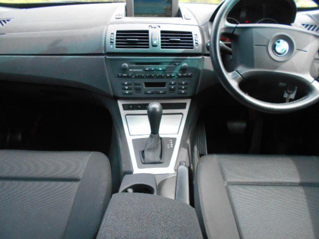 BMW BMW X3 2.5i 純正DVDナビ ETC キーレス