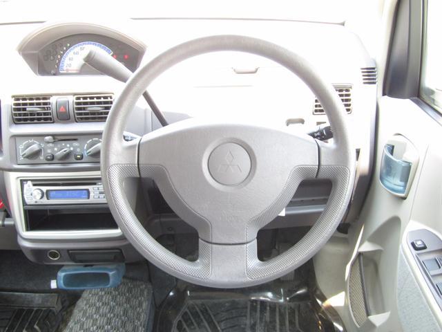 三菱 eKワゴン M20 サンクスエディション Wエアバック ABS キーレス