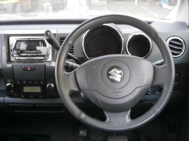 スズキ ワゴンR スティングレーX スマートキーCDアルミ14インチパワステ