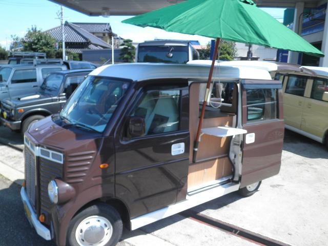 フレンチバス仕様 キッチンカー 移動販売車(2枚目)