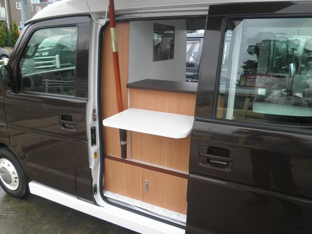 フレンチバス仕様 キッチンカー 移動販売車(4枚目)