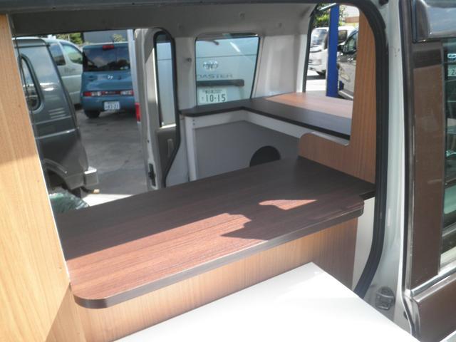 フレンチバス仕様 キッチンカー 移動販売車(7枚目)