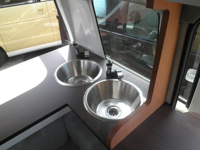 フレンチバス仕様 キッチンカー 移動販売車(9枚目)