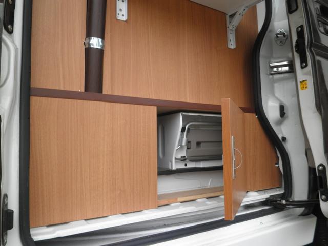フレンチバス仕様 キッチンカー 移動販売車(17枚目)