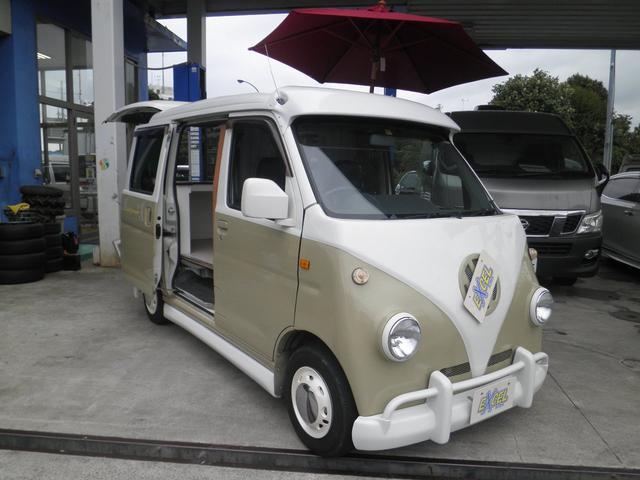 キッチンカー 移動販売車 88ナンバー公認車(3枚目)