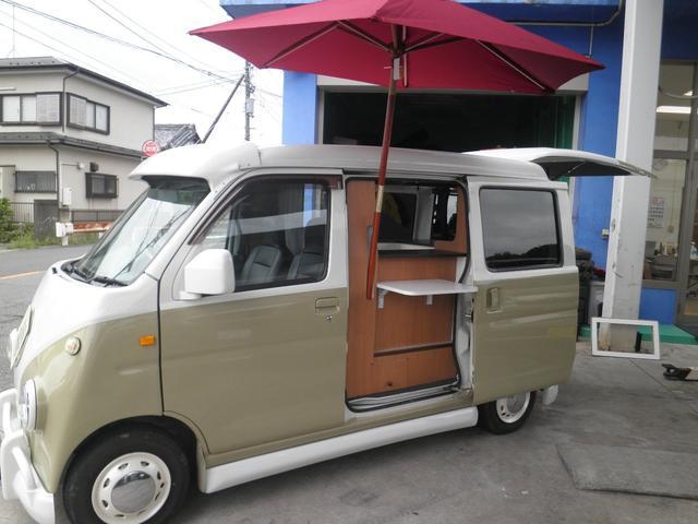キッチンカー 移動販売車 88ナンバー公認車(4枚目)