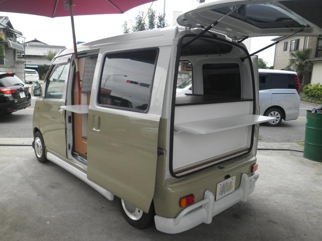 キッチンカー 移動販売車 88ナンバー公認車(5枚目)