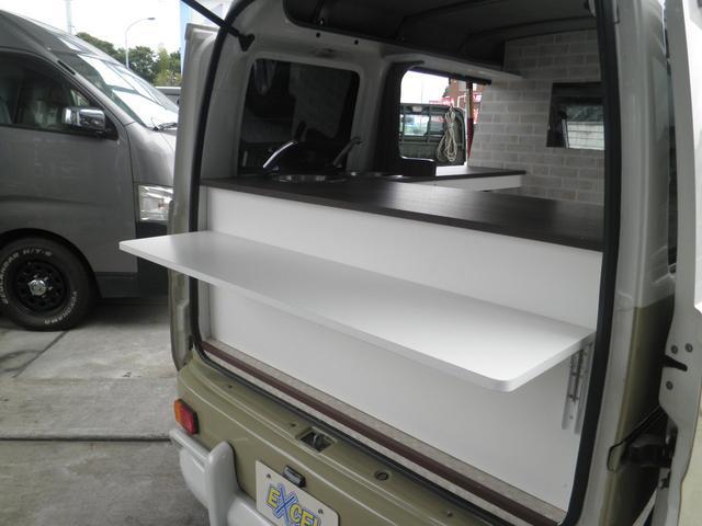 キッチンカー 移動販売車 88ナンバー公認車(8枚目)