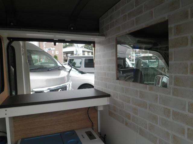 キッチンカー 移動販売車 88ナンバー公認車(9枚目)