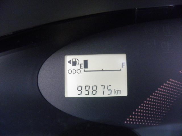 実走行99875KM