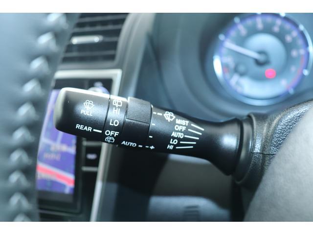 1.6GTアイサイト+ ナビTV F・S・Rカメラ 後期 LX840D ETC DVD・SD・BT レーンアシスト クルコン LX840D DVD SD BT 1オーナ 記録簿 禁煙車 本革&ヒーター&Pシート LED&ライナー FRドラレコ タイヤ9分(34枚目)