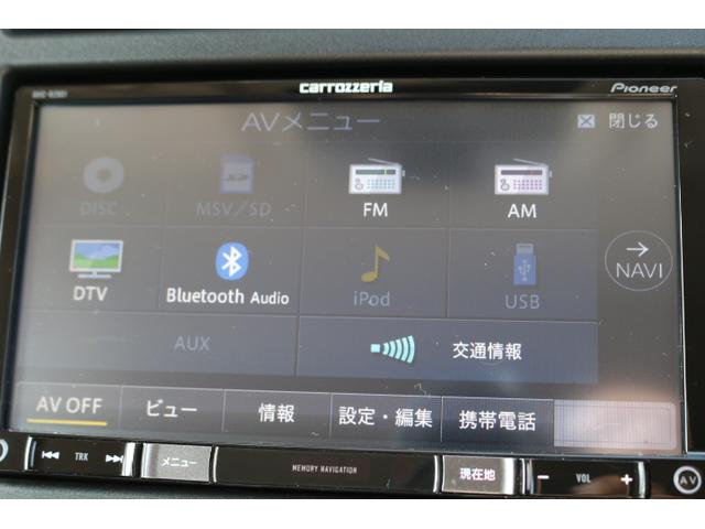 2.0i-Lアイサイト ナビ TV バリューチョイス カロッツェリアメモリーナビ(RZ801) フルセグTV サイドカメラ アイサイトバージョン3 歩行者エアバック(18枚目)