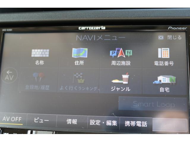 2.0i-Lアイサイト ナビ TV バリューチョイス カロッツェリアメモリーナビ(RZ801) フルセグTV サイドカメラ アイサイトバージョン3 歩行者エアバック(19枚目)
