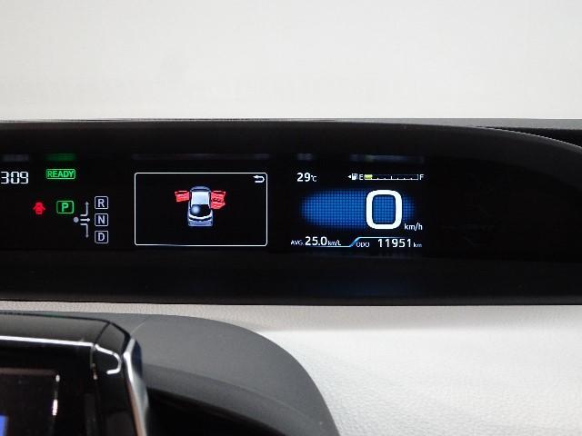 A 当社試乗車 自動ブレーキ ドラレコ フルセグナビ ETC(12枚目)