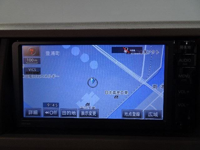 X  メモリーナビ ワンセグTV ETC(5枚目)