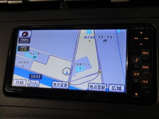 S LEDエディション  メモリーナビ バックカメラ ETC(6枚目)