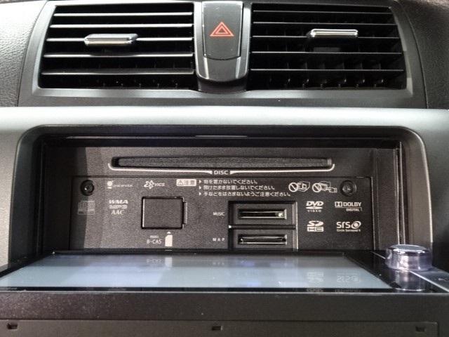 A15 Gプラスパッケージ 純正フルセグSDナビ バックカメラ DVD映像再生可 ETC HIDライト スマートキー パワーシート 室内除菌 車検整備付(8枚目)