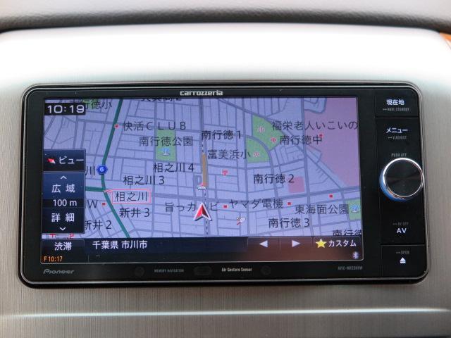 トヨタ アルファードG MS プライムセレクションII 地デジ社外SDナビTV