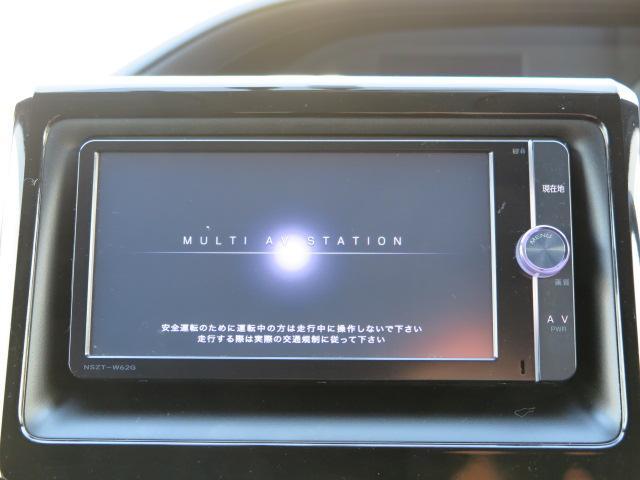 トヨタ ノア ハイブリッドX 地デジ純正SDナビTV Bカメラ 自動ドア