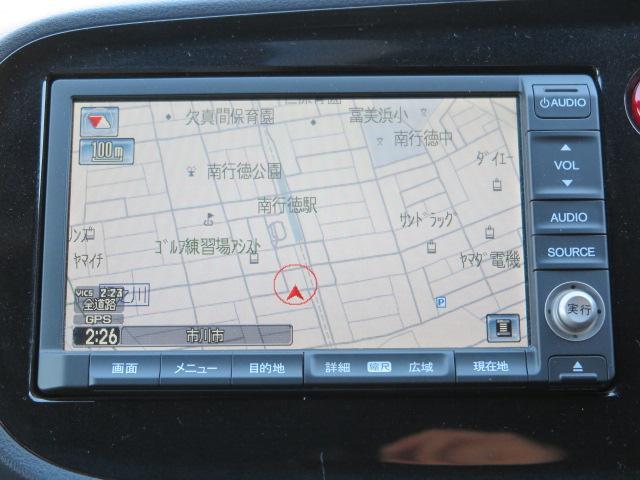 ホンダ インサイト L ワンセグ純正HDDナビTV Bカメラ ETC