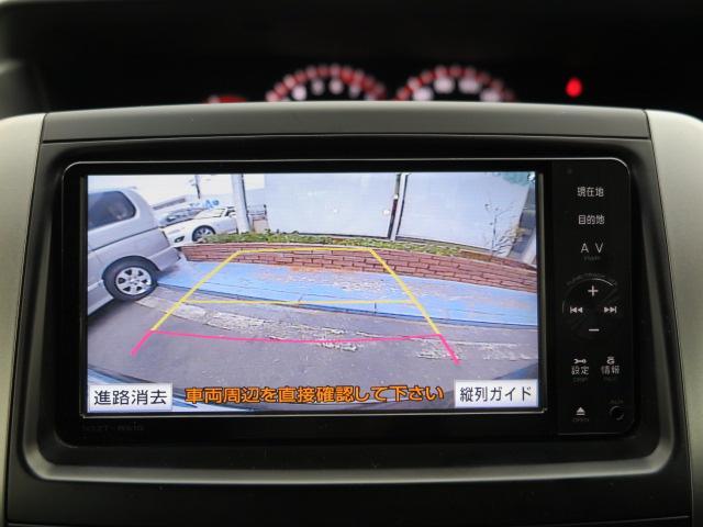 トヨタ ヴォクシー ZS 煌II 地デジ純正メモリーナビTV Bカメラ ETC