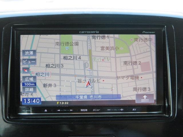 TS ワンセグ社外メモリーナビTV ETC 両側自動ドア(4枚目)