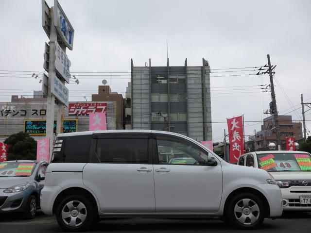 Xリミテッド ワンセグ社外メモリーナビTV 左側自動ドア(20枚目)