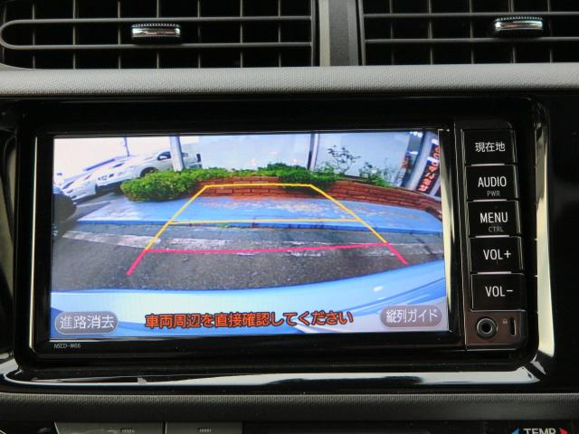 S ワンセグ純正SDナビTV Bカメラ トヨタセーフティーS(5枚目)