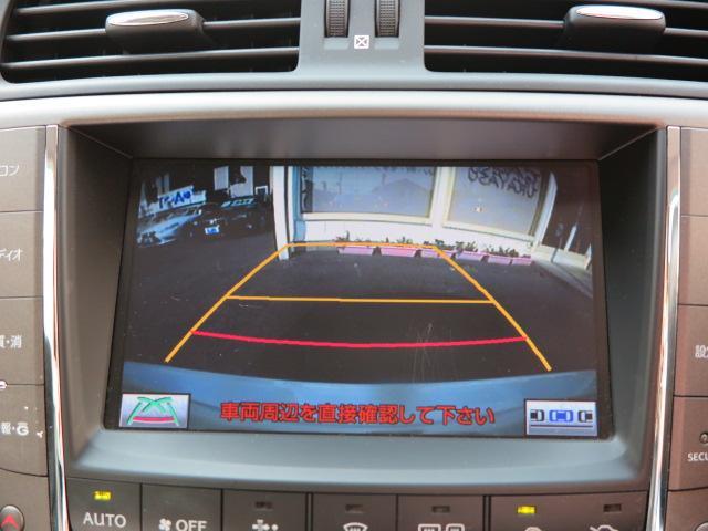 IS250 バージョンL 地デジ純正HDDナビTV Bカメラ(5枚目)