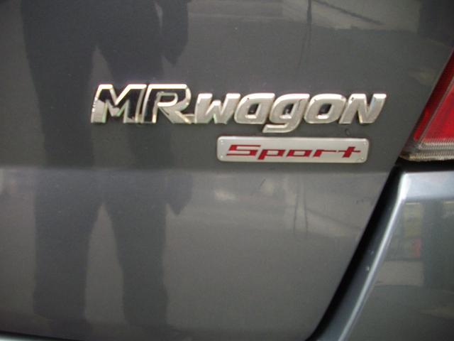 スズキ MRワゴン スポーツ HID ターボ キーレス カロッツェリアCDAUX