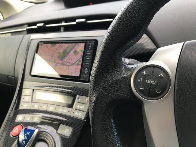 S ストラーダHDDナビ バックモニター ETC スマートキ(17枚目)