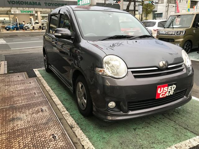 「トヨタ」「シエンタ」「ミニバン・ワンボックス」「神奈川県」の中古車4