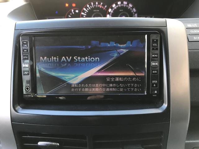 ZS 純正HDDナビ バックモニター 左電動スライドドア(20枚目)