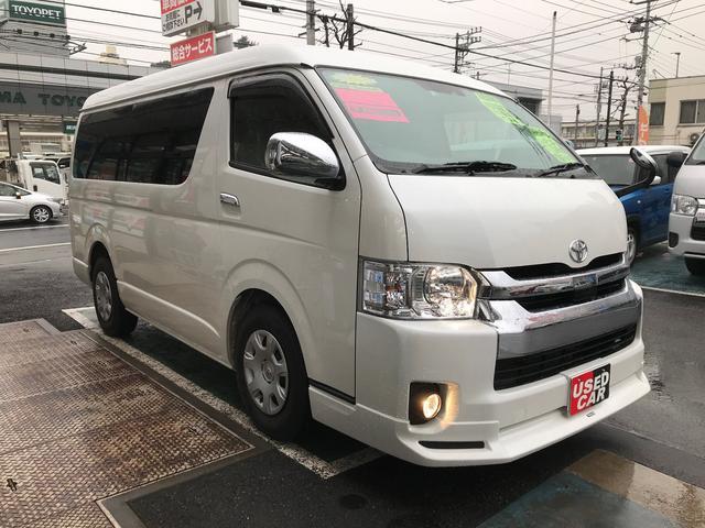 「トヨタ」「ハイエース」「ミニバン・ワンボックス」「神奈川県」の中古車9