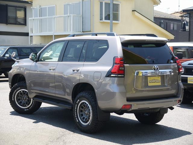 トヨタ ランドクルーザープラド TX Lパッケージ 2.7ガソリン 新車在庫車