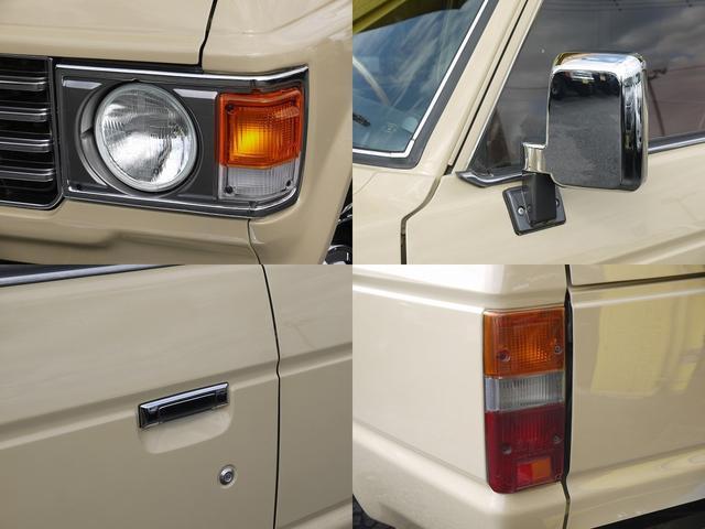 トヨタ ランドクルーザー60 VX ロールーフ換装 丸目フェイス ディーゼルターボ