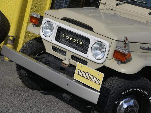 「トヨタ」「ランドクルーザー40」「SUV・クロカン」「埼玉県」の中古車5