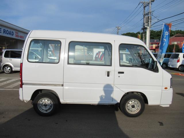 「スバル」「サンバーバン」「軽自動車」「千葉県」の中古車3