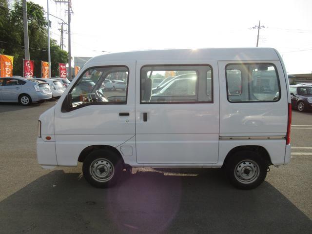 「スバル」「サンバーバン」「軽自動車」「千葉県」の中古車7