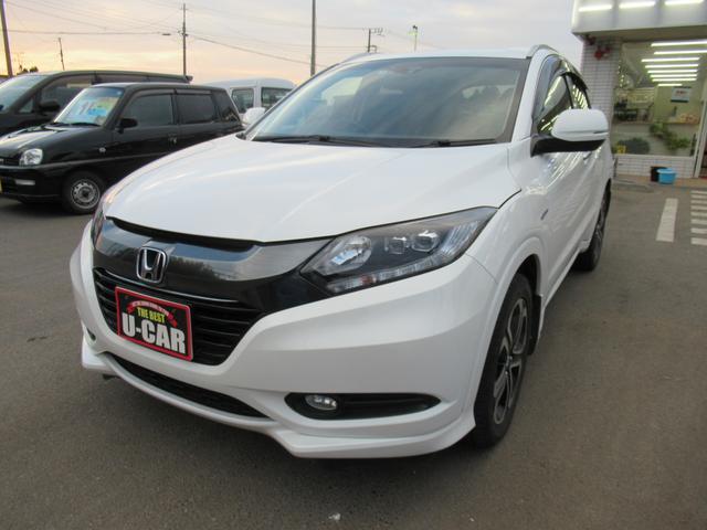 「ホンダ」「ヴェゼル」「SUV・クロカン」「千葉県」の中古車5